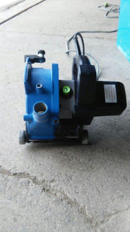 Scanalatore Rurmec RDS 190